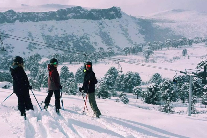 Esquí en Caviahue