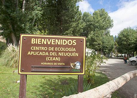 CEAN - Centro de Ecología aplicada del Neuquén