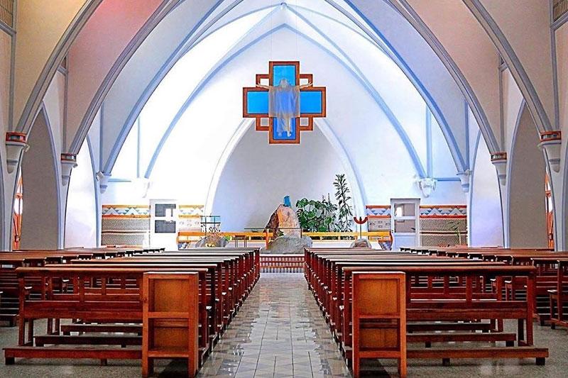 Santuario Nuestra Señora de las Nieves y Beata Laura Vicuña