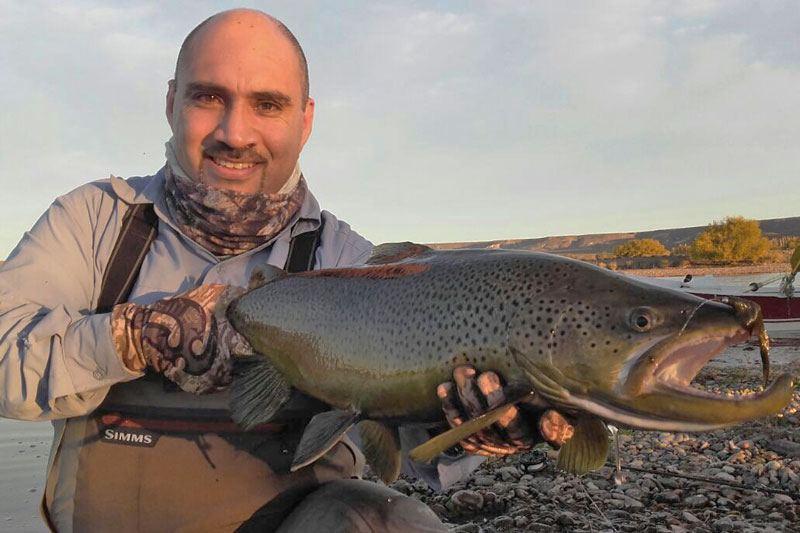 Pesca en Junín de los Andes Capital de la Pesca