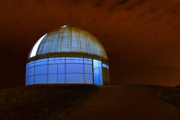 Observatorio astronómico Neuquén