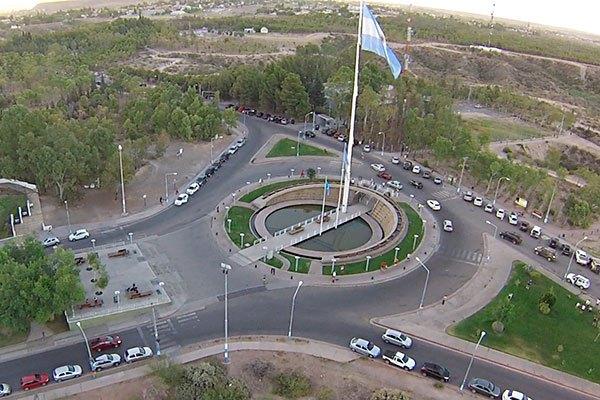 Plaza Centenario Neuquén